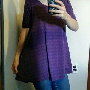 LuLaRoe Purple Tee